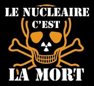 Le nucléaire c'est la mort
